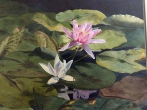 Artist Pat Rollie