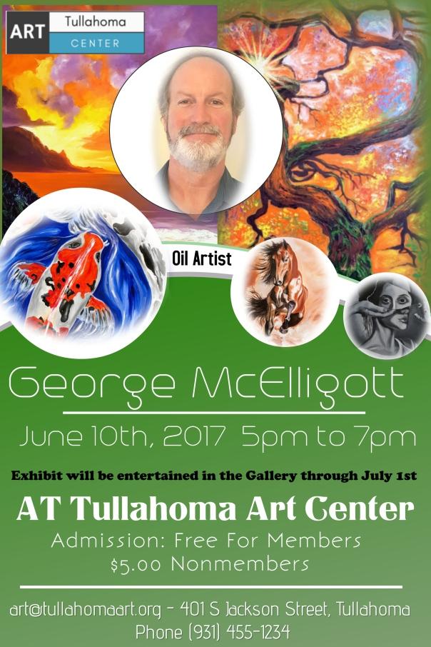 George McElligott