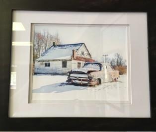 Abandoned, Lynchburg, TN by Andrew Kenworthy $110