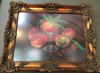 Blessed Fruit by Arey Jean Barton $850