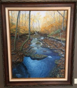 Bobo Creek by Dennis Lankford $700