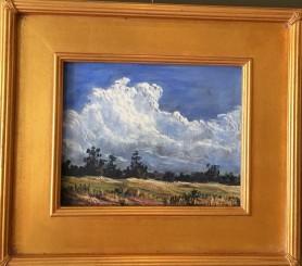 Cloud Study by Mitchell Chamberlain $160