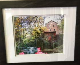 Falls Mill, Belvidere, TN by Andrew Kenworthy $110