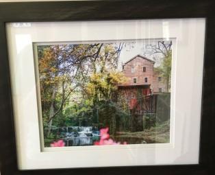 Falls Mill, Belvidere, TN by Andrew Kenworthy $110