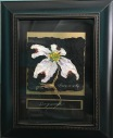 Floral Pulp Painting by Chery Cratty $99