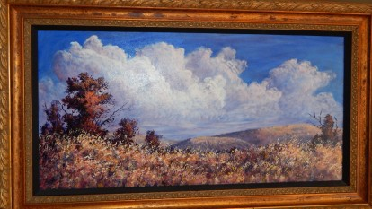 Highland Wind by Mitchell Chamberlain $1,135