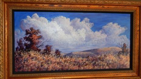 Highland Wind by Mitchell Chamberlain $1,135