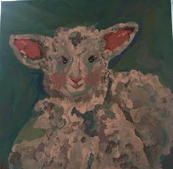 Little Lamb by Lynn Anthony $20