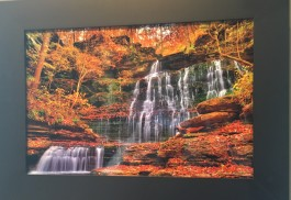 Machine Falls, Tullahoma by Ron Macalaso $175