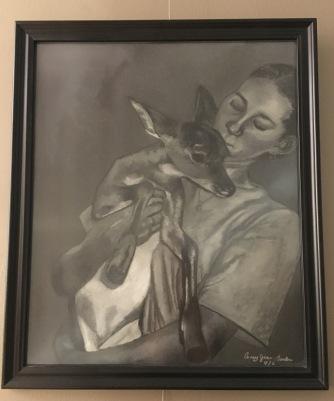 Precious by Arey Jean Barton $900