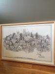 Sewanee Print by Jim House $250