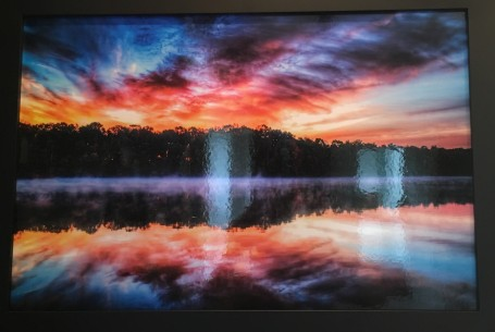 Sunrise Tims Ford Lake by Ron Macalaso $225