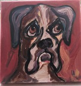 The Bad Boxer by Lynn Anthony $25