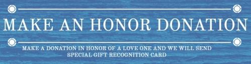 Make an Honor Gift
