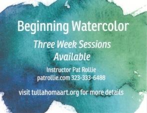 Pat Rollie Water Class 2018