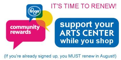 Support the Arts while you shop 2