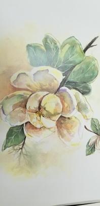 Lucy Hollis print